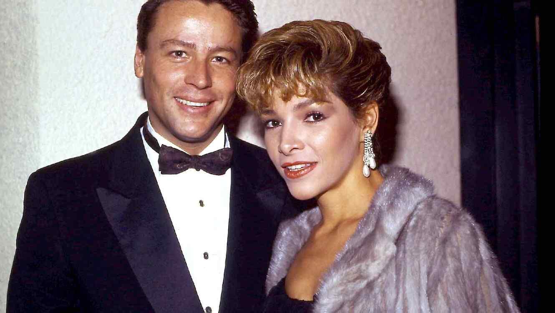 Alfredo Adame y Mary Paz Banquells cuando estaban casados