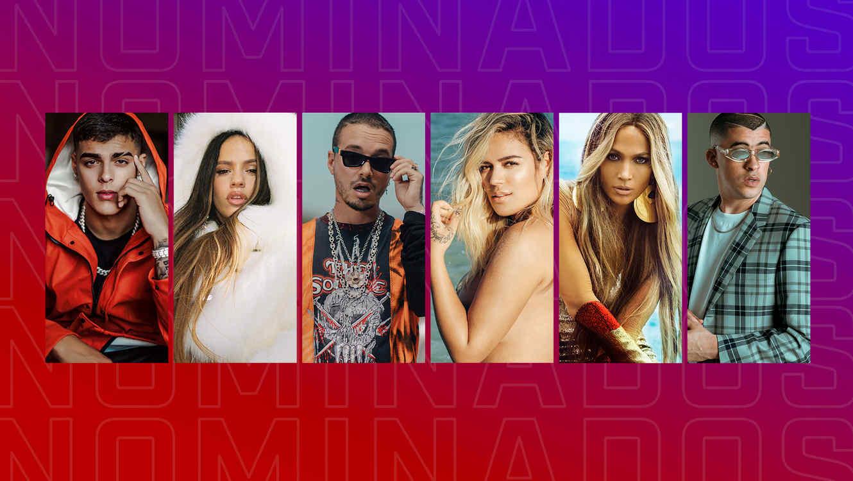 Nominados Latin American Music Awards 2019