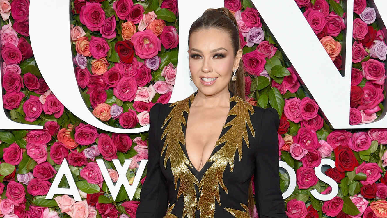 Thalía en Tony Awards 2018