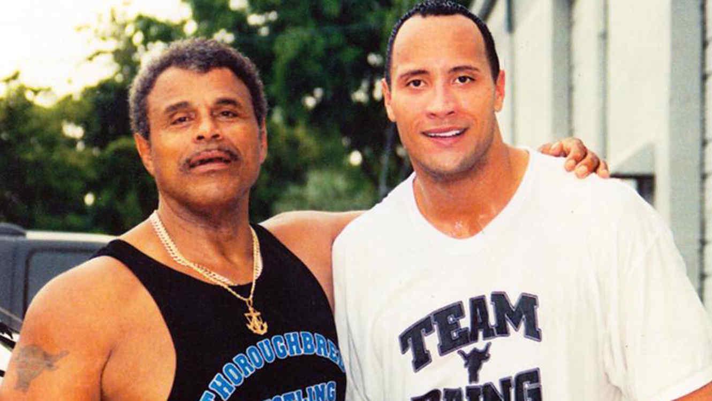 "Dwayne ""The Rock"" Johnson's Father, Rocky Johnson Passes Away"
