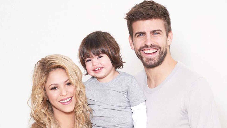 Shakira, Piqué y Milán