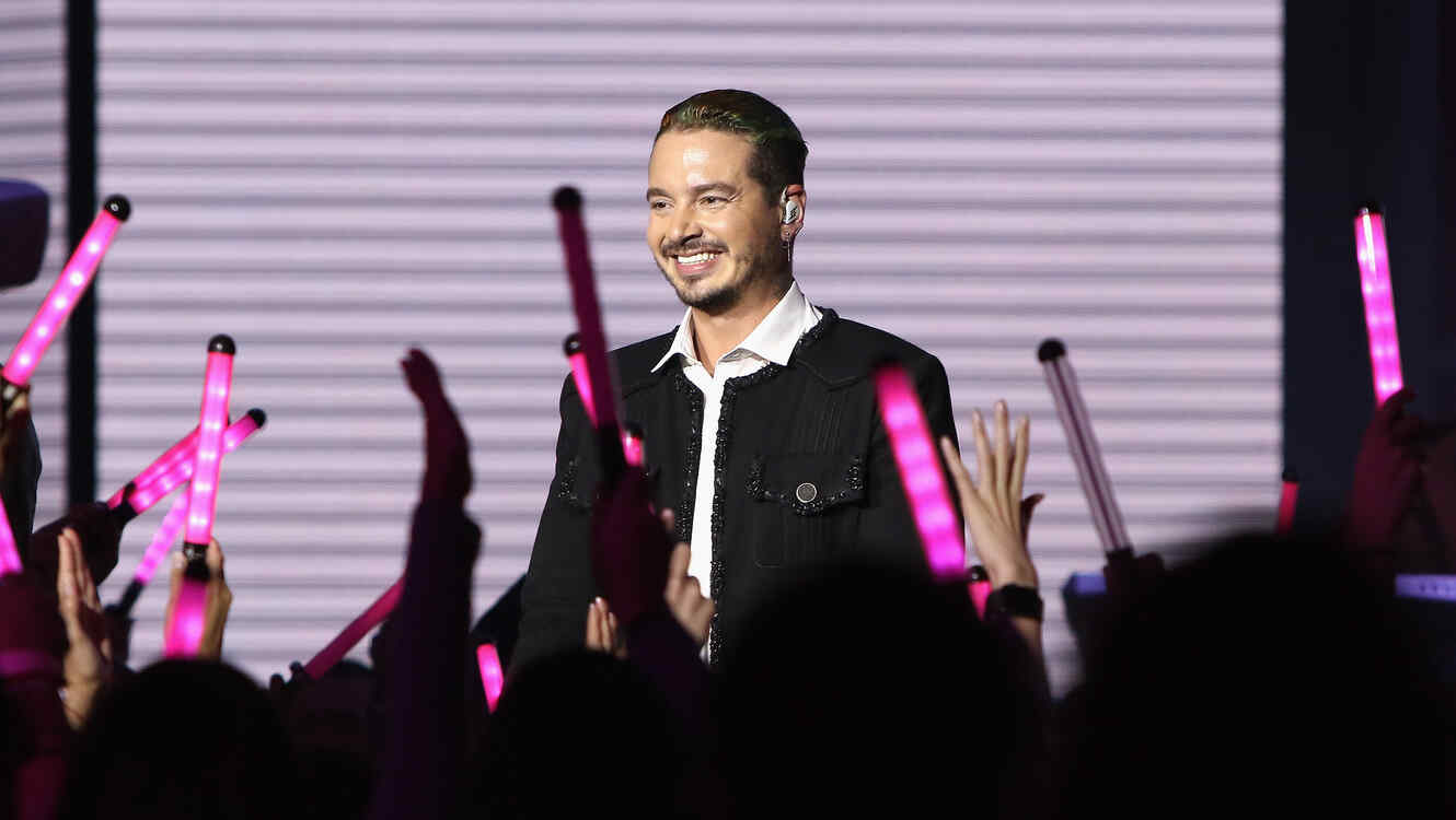 Univision's 29th Edition Of Premio Lo Nuestro A La Musica Latina - Private J Balvin Performance