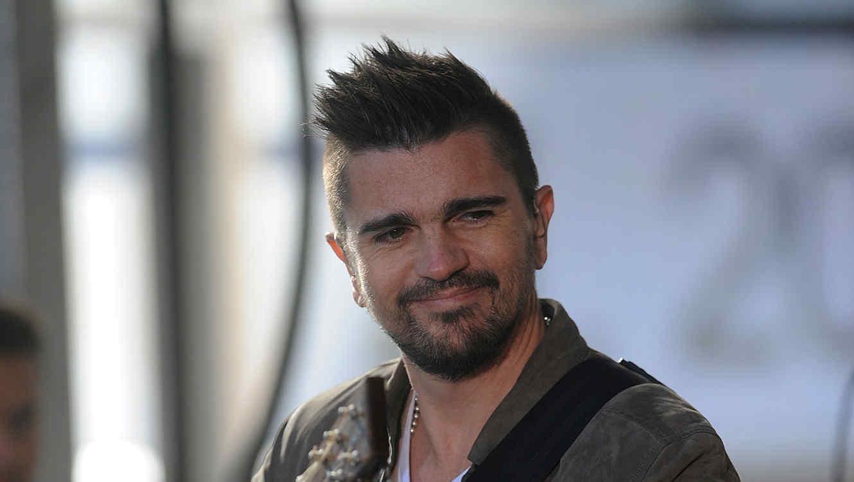 "Juanes se presentó en el NBC ""Today Show"""