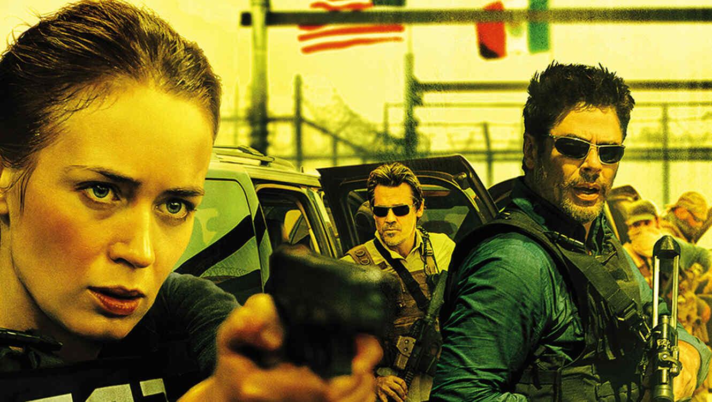"""""""Sicario"""" es uno de los mejores estrenos de esta semana."""