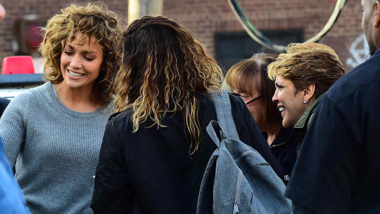 La madre de Jennifer López protagonizó video viral
