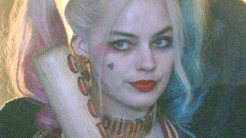 """Margot Robbie en su personaje de Harley Quinn para la película """"Suicide Squad"""""""