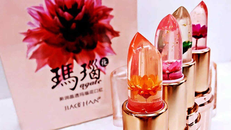 Productos de belleza inspirados en las rosas