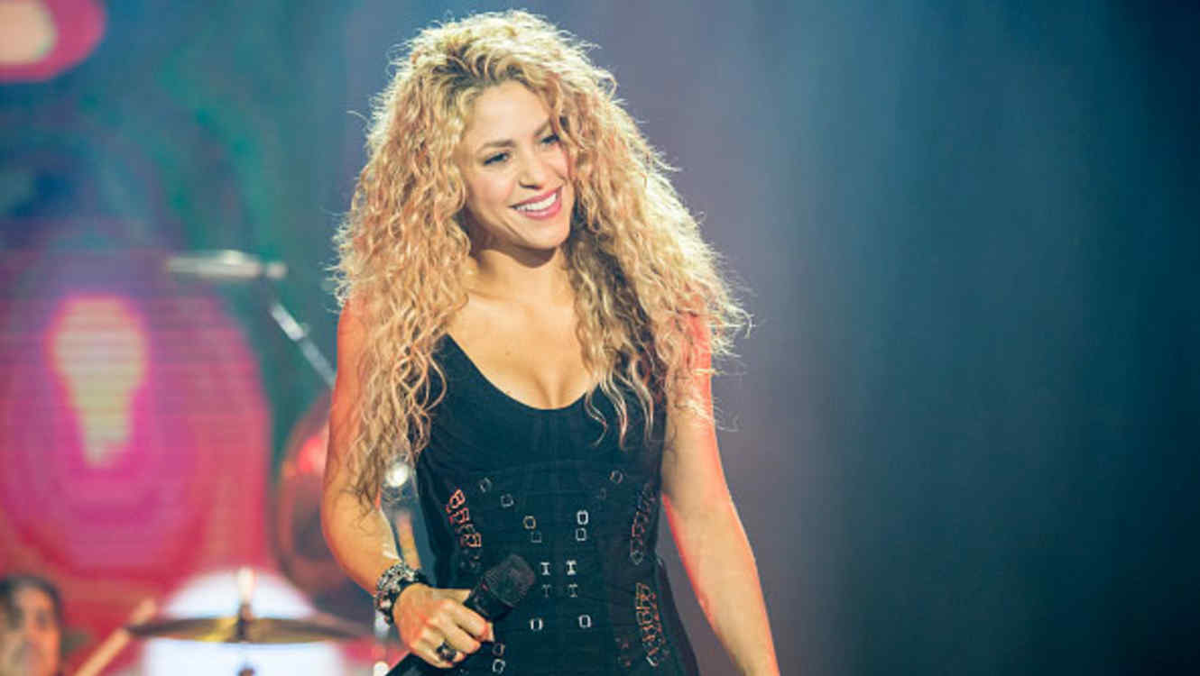 Shakira Latin Billboards