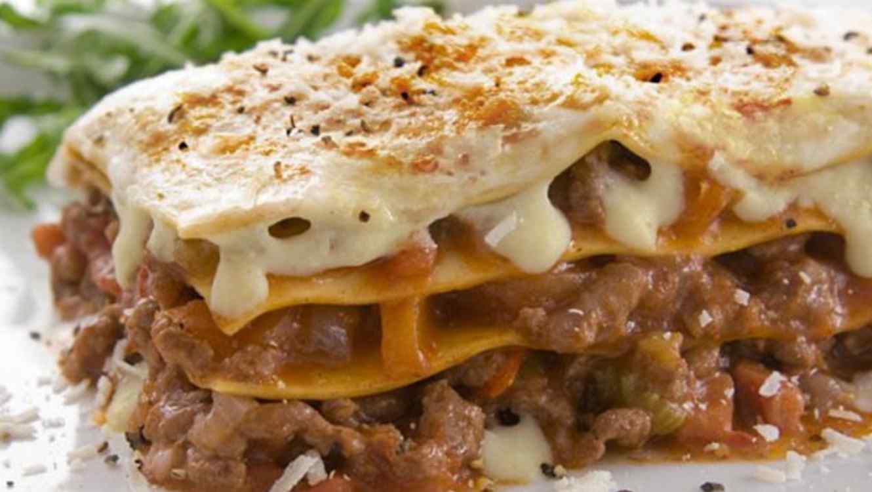 Cocinar Facil   Receta De Cocina Facil Lasana Al Horno Telemundo