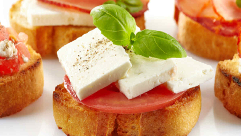 tapas espanolas de queso
