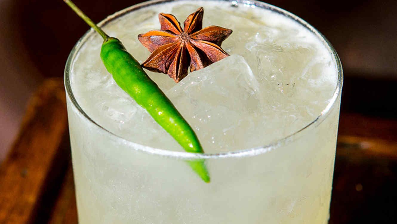 Recetas de c cteles con tequila easy tiger y margarita for Preparacion de margaritas