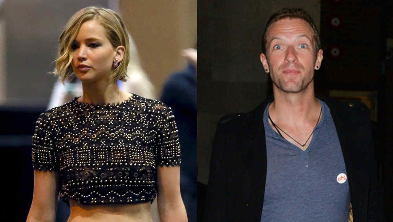 Jennifer Lawrence y Chris Martin se separan