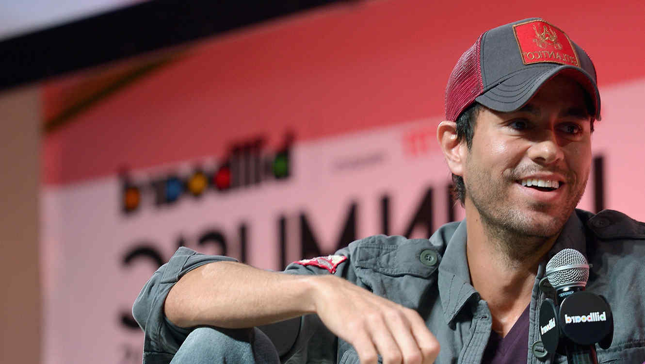 25th Annual Billboard Latin Music Conference - Q&A With Enrique Iglesias