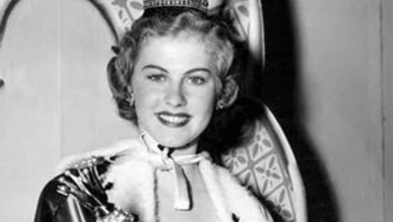 Miss universo 1952,  Armi Kussela de Finlandia