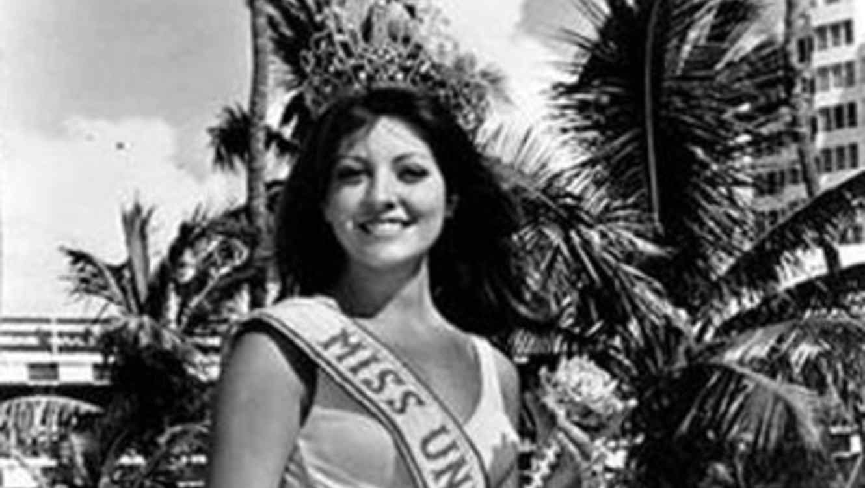 Georgina Risk, Miss Universe 1971