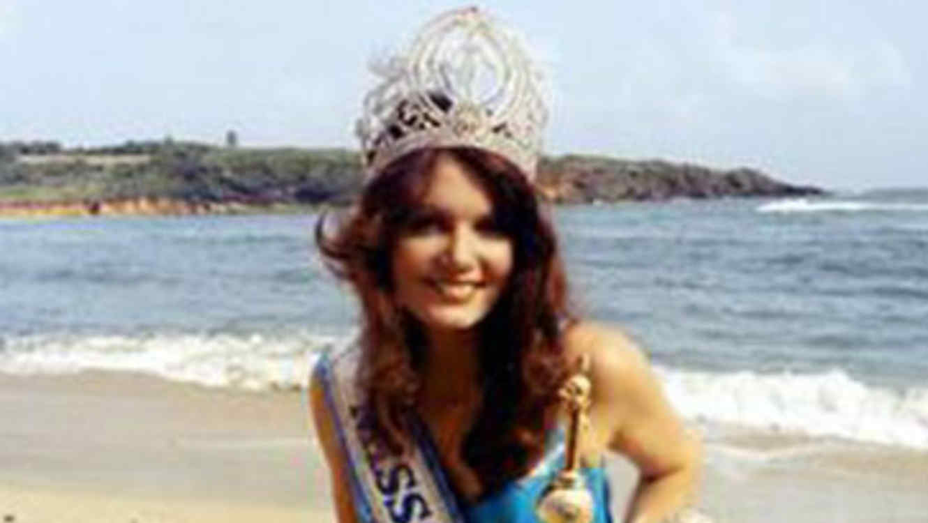 Kerry Anne Wells, Miss Universo 1972