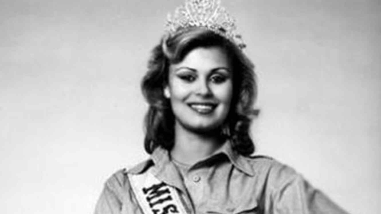 Anne Marie Pohtamo, Miss Universo 1975