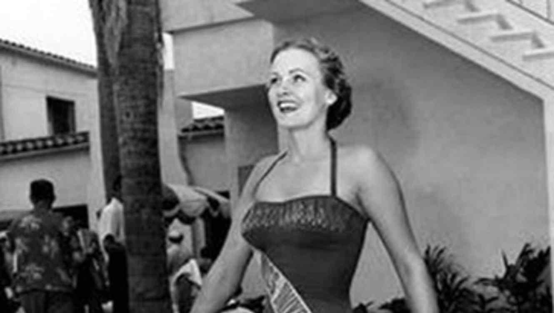 Miriam Stevenson, Miss Universo 1954
