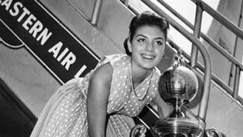 Gladys Zender, Miss Universo 1957