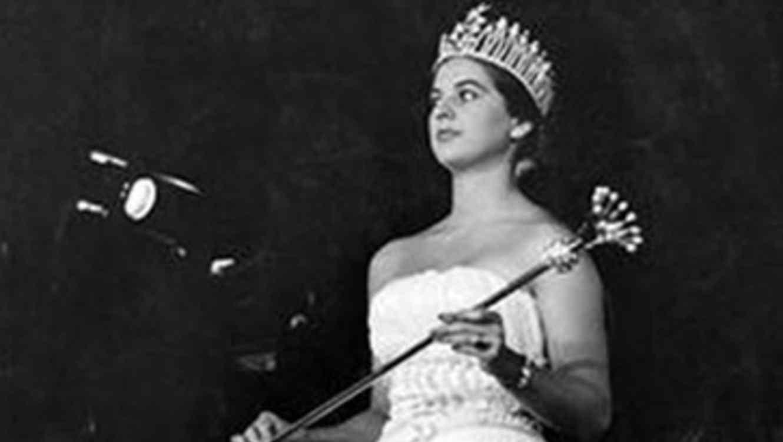 Luz Marina Zuluaga, Miss Universo 1958