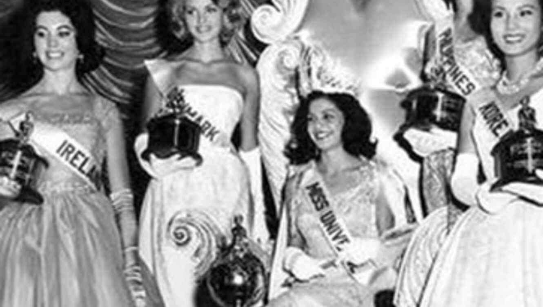 Ieda Maria Vargas, Miss Universo 1963