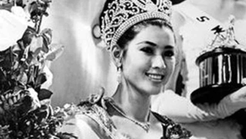Apasra Hongsakula, Miss Universo 1965
