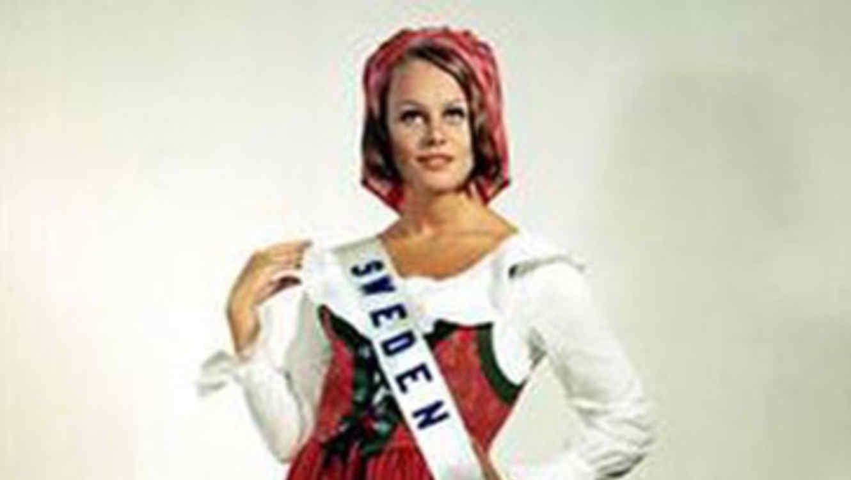 Margareta Arvidsson, Miss Universo 1966