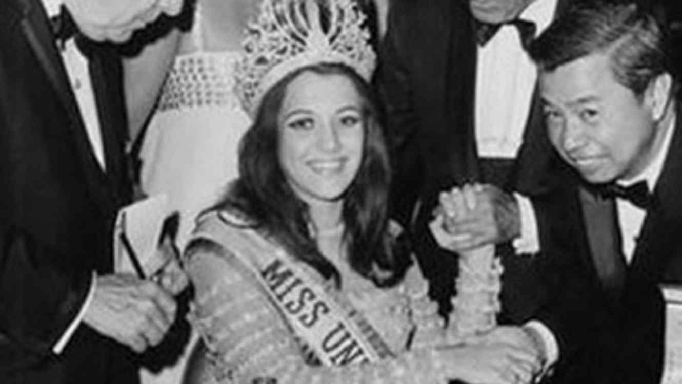 Martha Vasconcellos, Miss Universo 1968