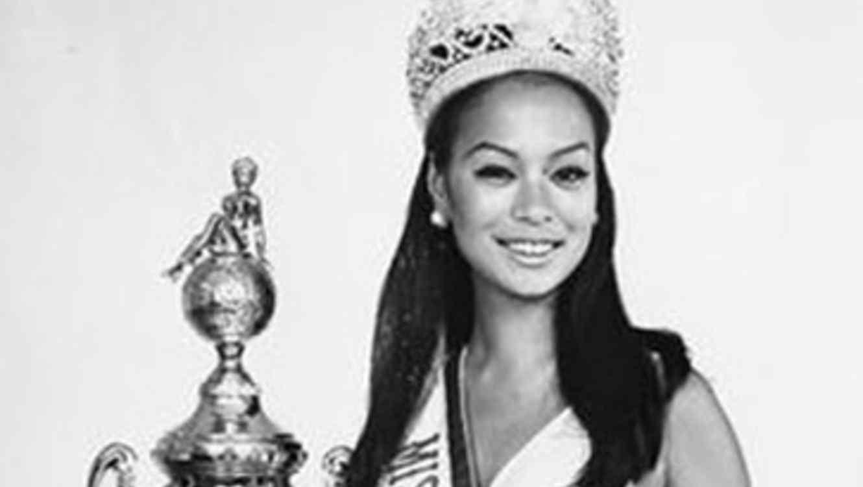 Gloria Díaz, Miss Universo 1969