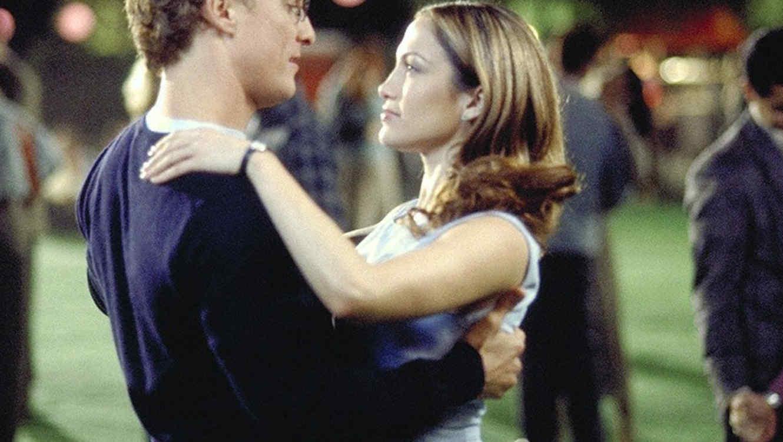 """Jennifer Lopez en """"The Wedding Planner"""""""
