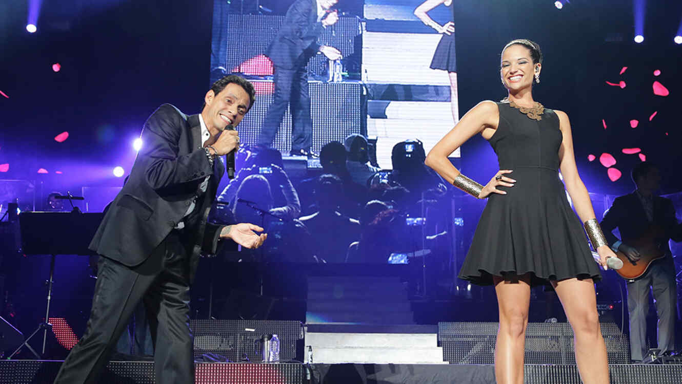 Natalia Jimenez, Marc Anthony