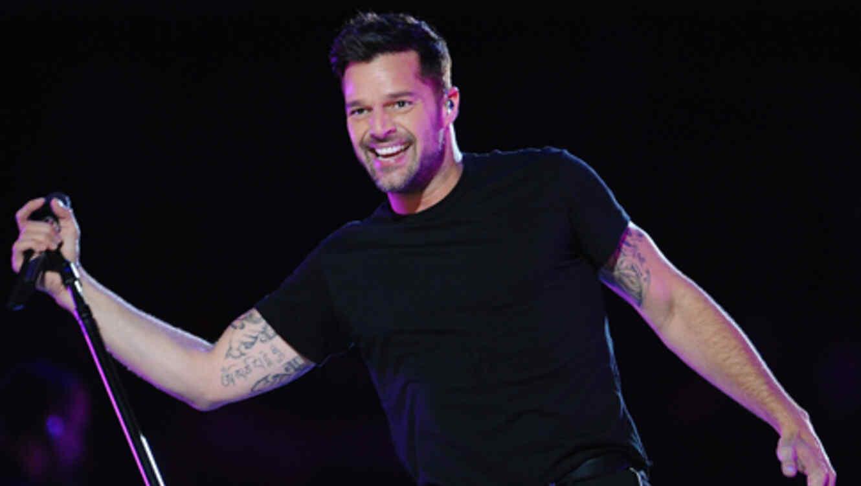 Ricky Martin Sonrisa
