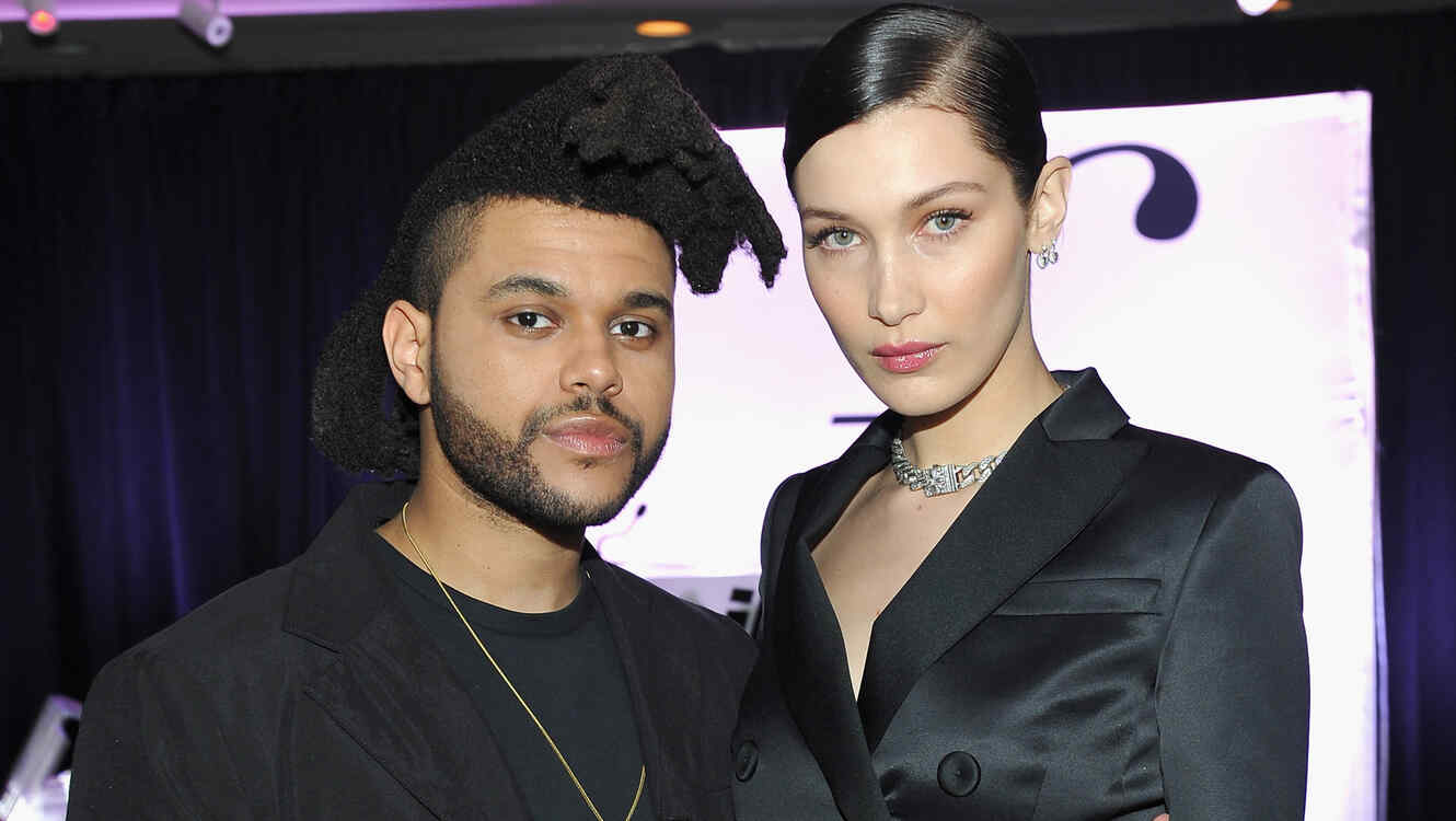 Las fotos nunca vistas de Bella Hadid y The Weeknd juntos