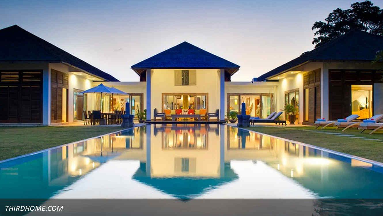 Un trabajo en el que te pagan por viajar y vivir en casas de lujo telemundo - Casas de lujo en el mundo ...