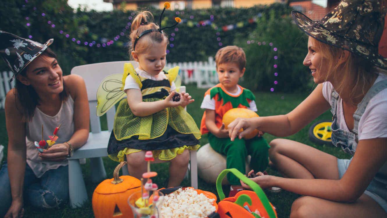 Disfraces de Halloween para bebés por menos de US$25