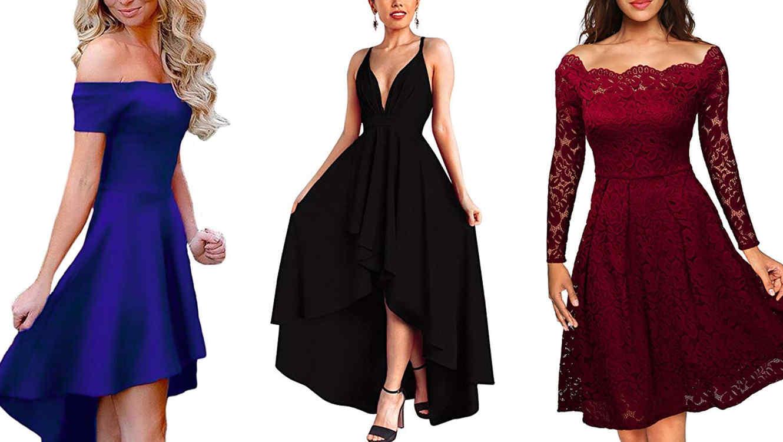 Vestidos para una fiesta formal