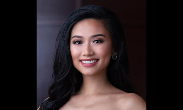 Sissie Luo, Miss Guam 2019, Miss Universo 2019