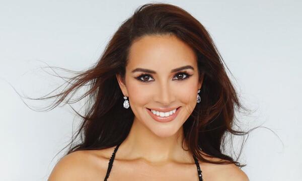 Andrea Piecuch, Miss Islas Vírgenes de Estados Unidos, Miss Universo 2019