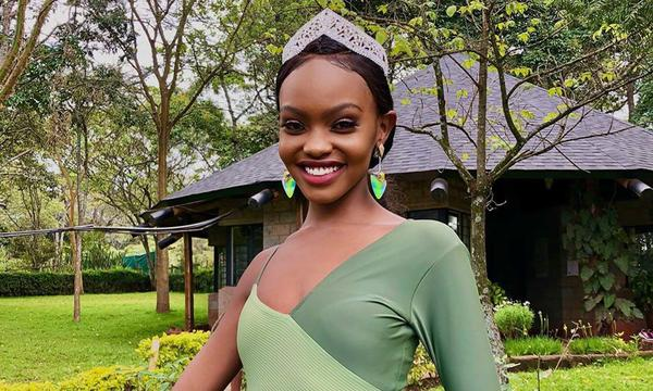 Stacy Michuki, Miss Kenia 2019, Miss Universo 2019