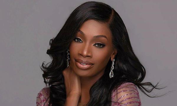 Olutosin Araromi, Miss Nigeria 2019, Miss Universo 2019