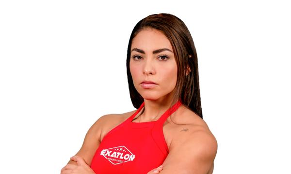 Brenda Castro, Exatlón Estados Unidos, Team Famosos