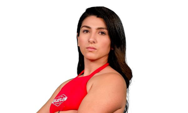 Ana Garza, Exatlón Estados Unidos, Team Famosos