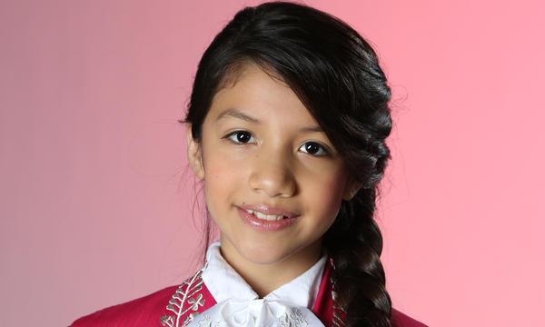Ashley Acosta Team Pedro La Voz Kids