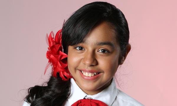 Estefania Lopez Team Pedro La Voz Kids