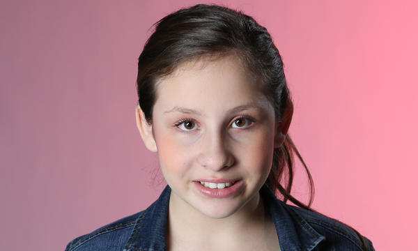 Isabella McDonald team yankee la voz kids