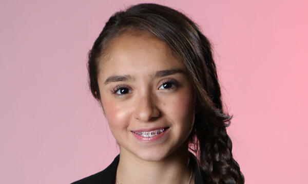Maria Teresa Eguino Team Yankee La Voz Kids