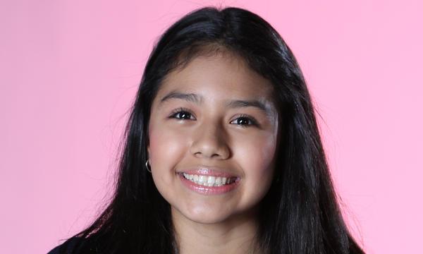 Samantha Rios Team Yankee La Voz Kids