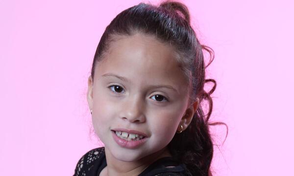 Carmen Sanchez del Team Yankee en La Voz Kids