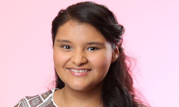 Francheska Olazabal del Team Yankee en La Voz Kids