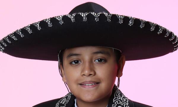 Jose Ulloa del Team Yankee en La Voz Kids